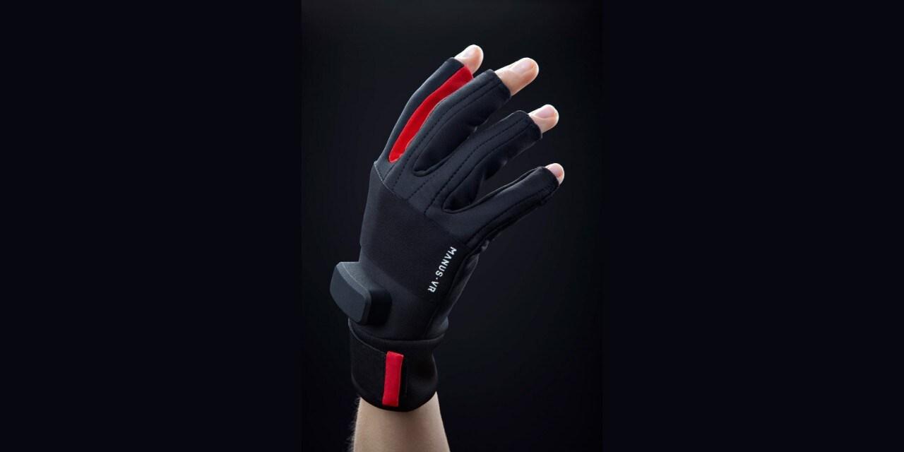 Manus VR sono i guanti che rendono virtuali le vostre mani per 250$ (video)