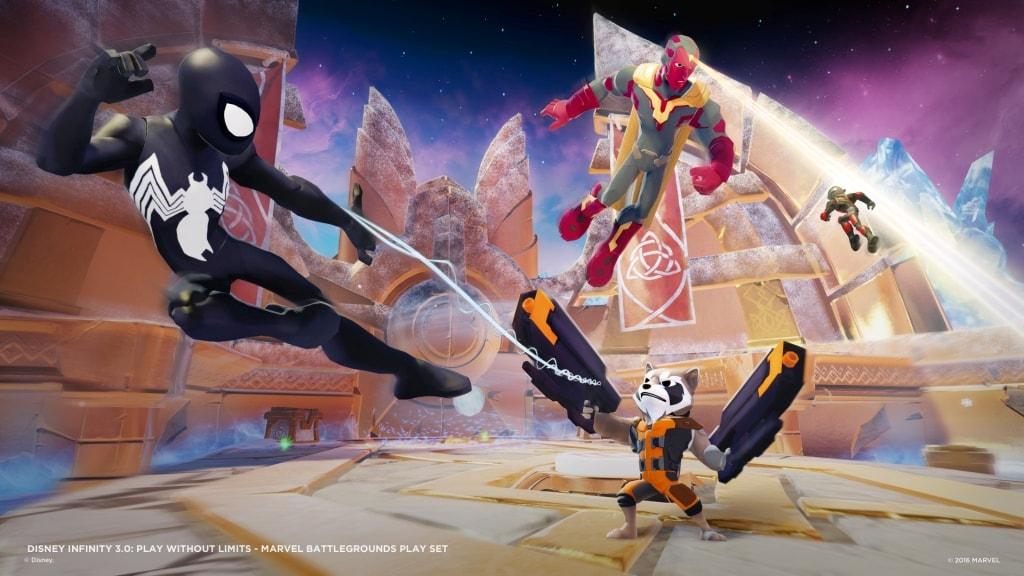 Marvel Battlegrounds Screenshot - 1