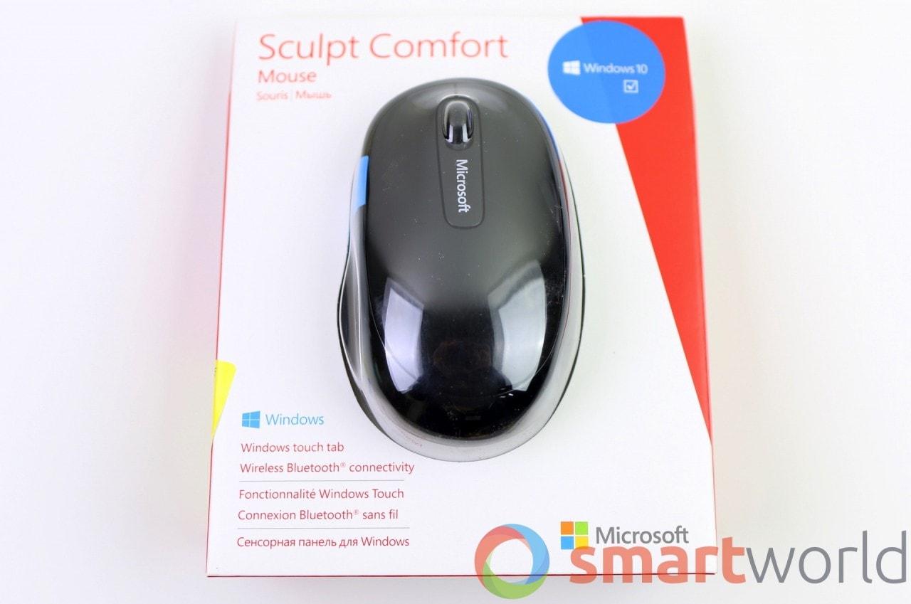 Microsoft Sculpt Comfort Mouse -1