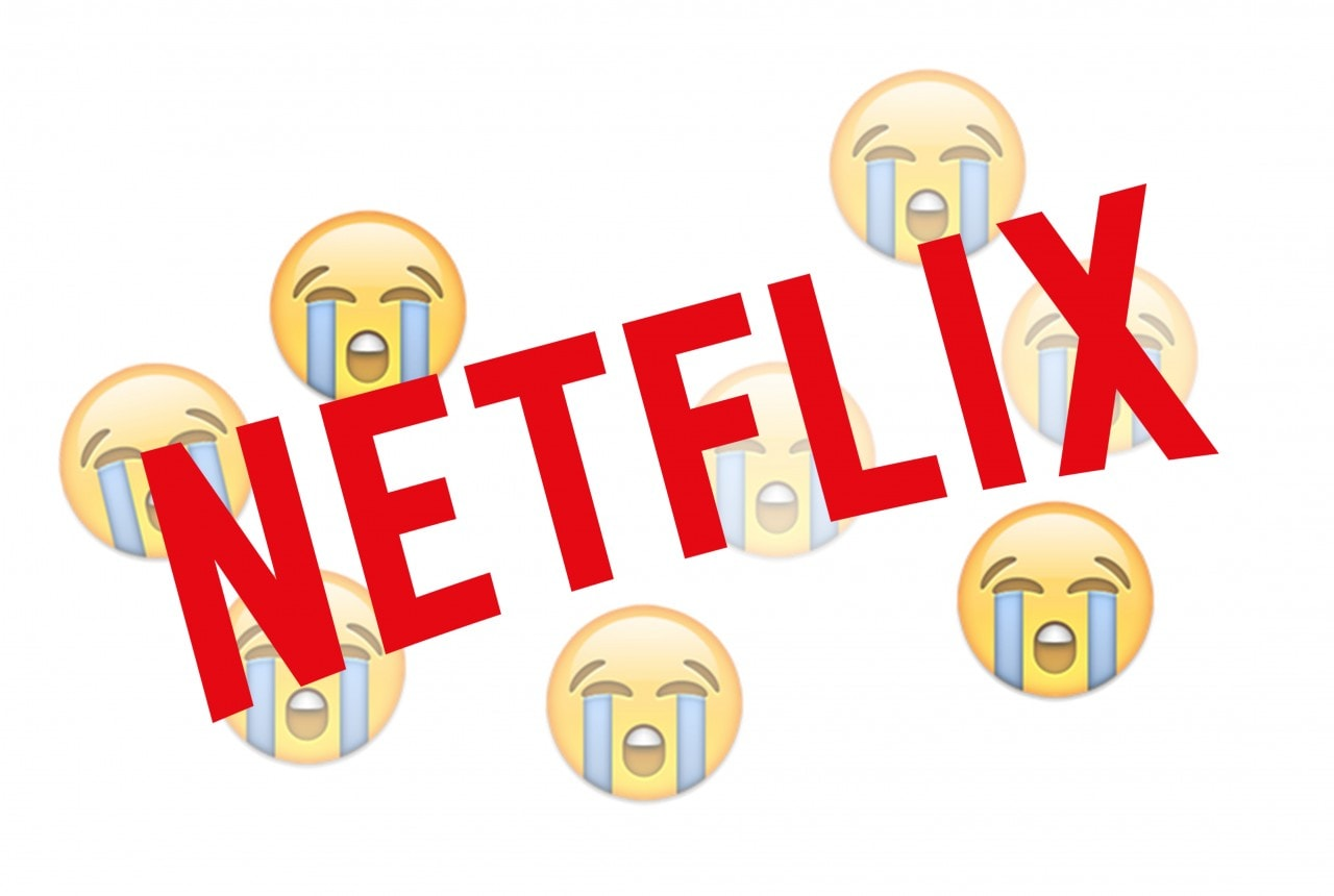 Netflix Sad