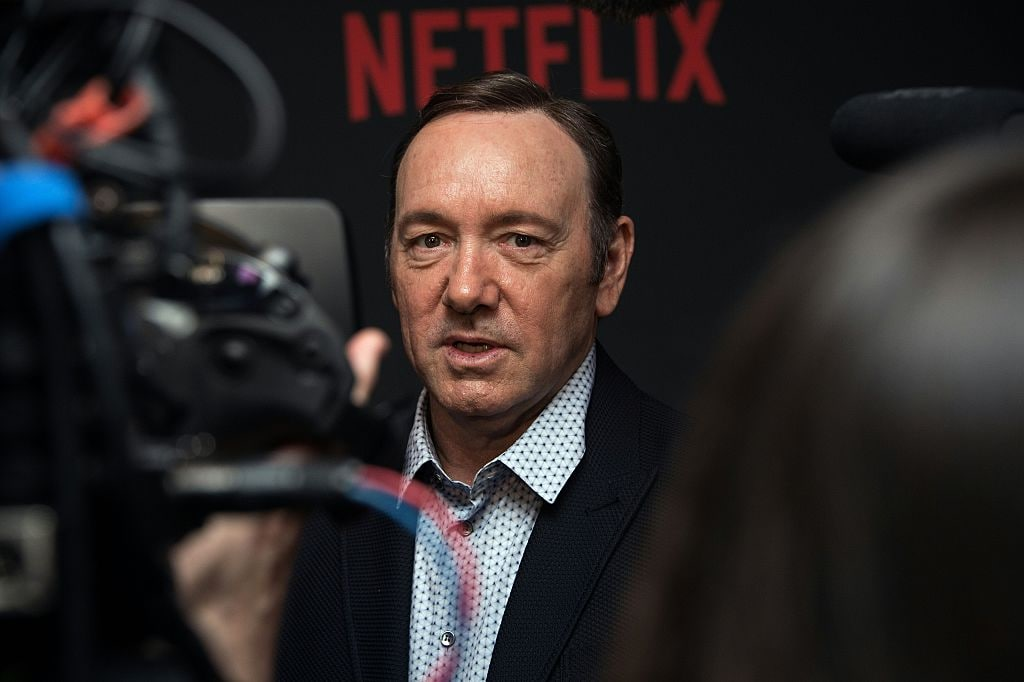US-ENTERTAINMENT-NETFLIX-HOUSE OF CARDS