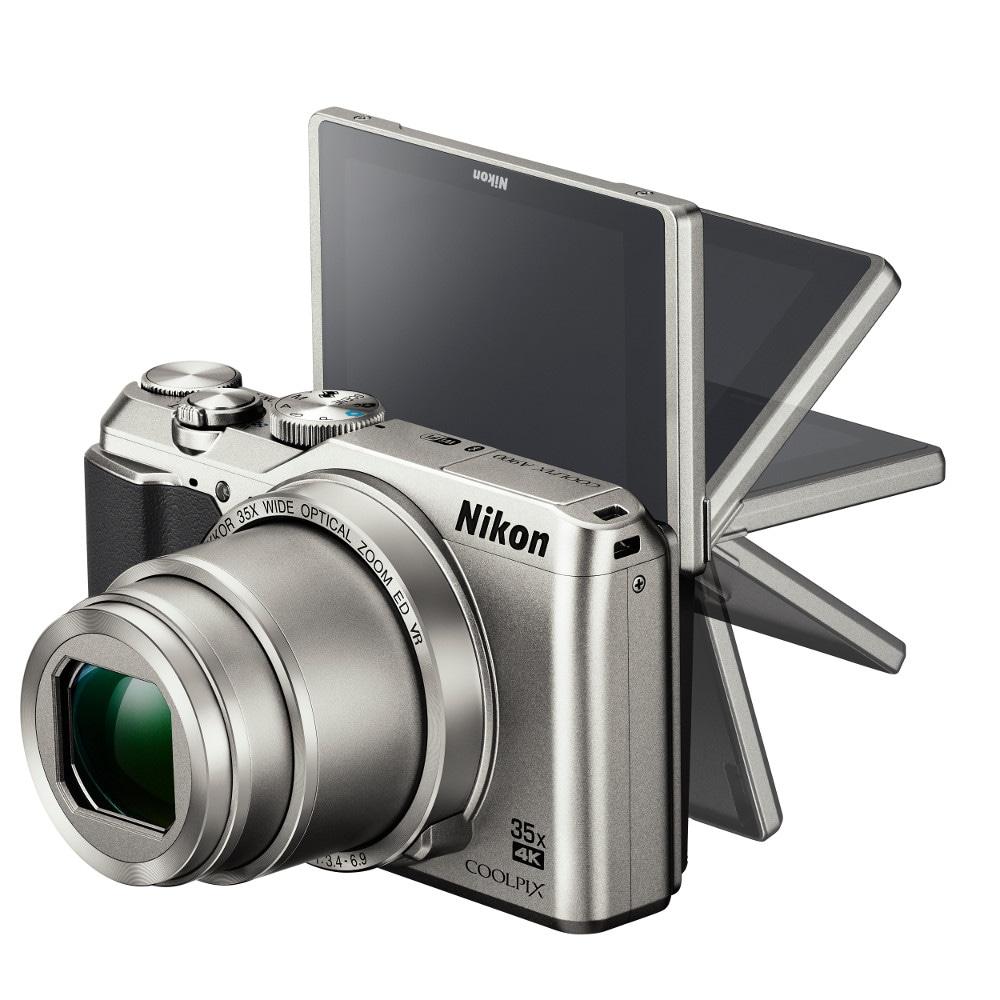 Nikon porta in Italia le nuove compatte, top di gamma e non