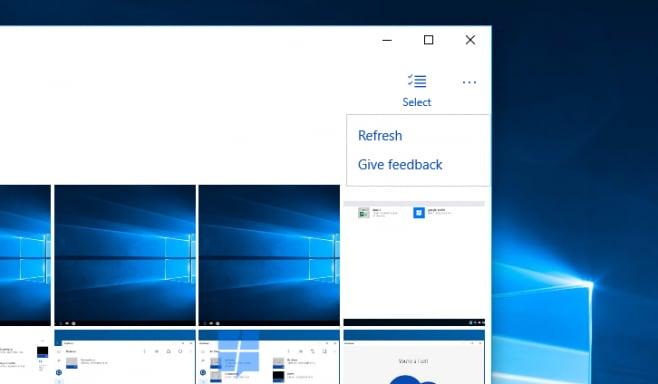 OneDrive app universale Windows 10_1