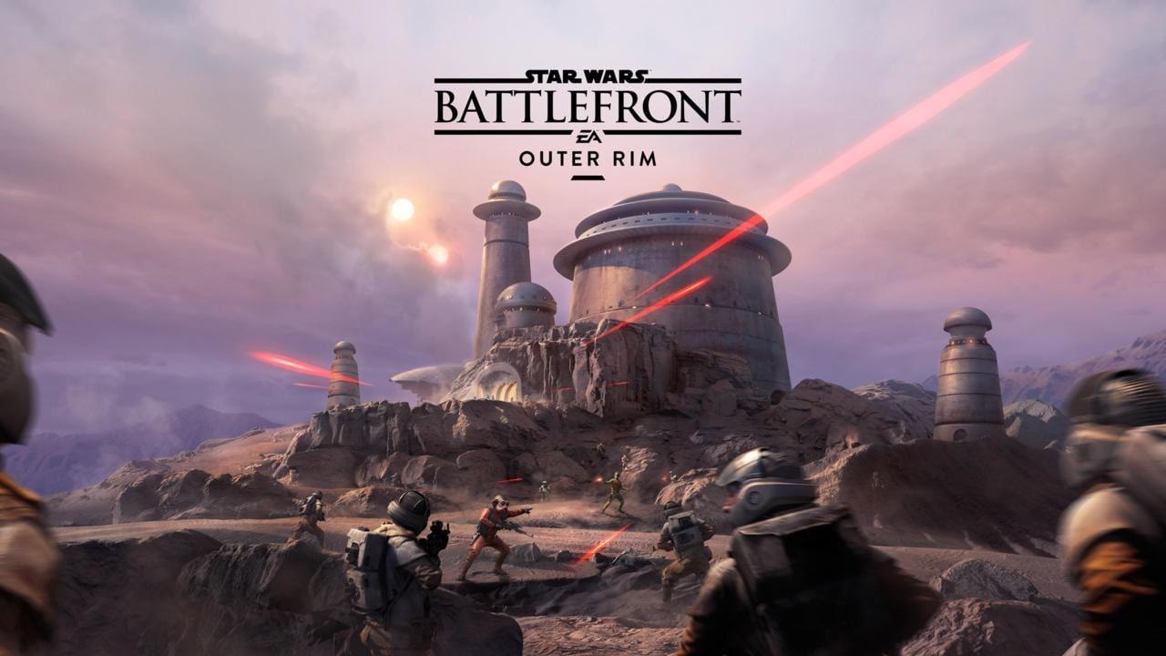 Star Wars Battlefront: tutti i dettagli sul DLC Orlo Esterno