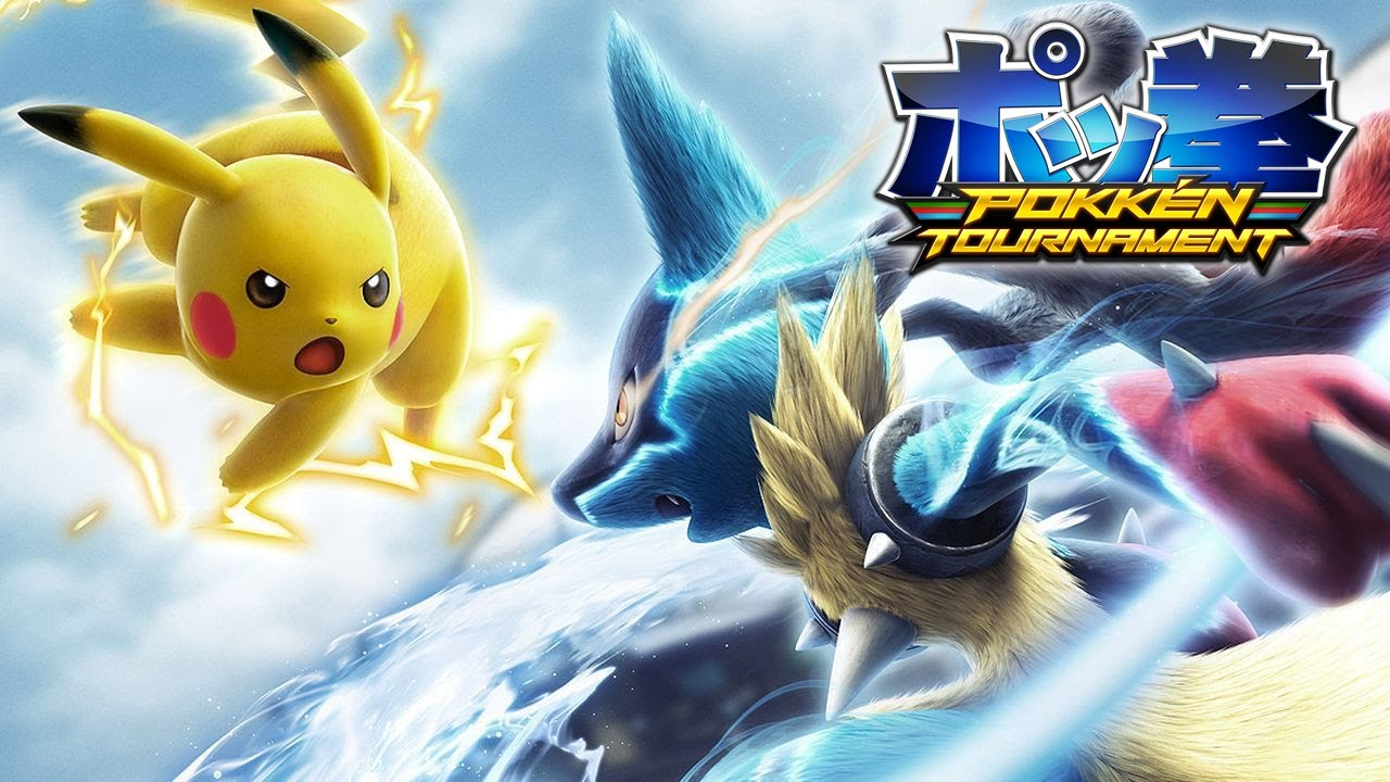 Hack Game Pokemon Tekken v1.4.0 Mod Pokken-Tournament