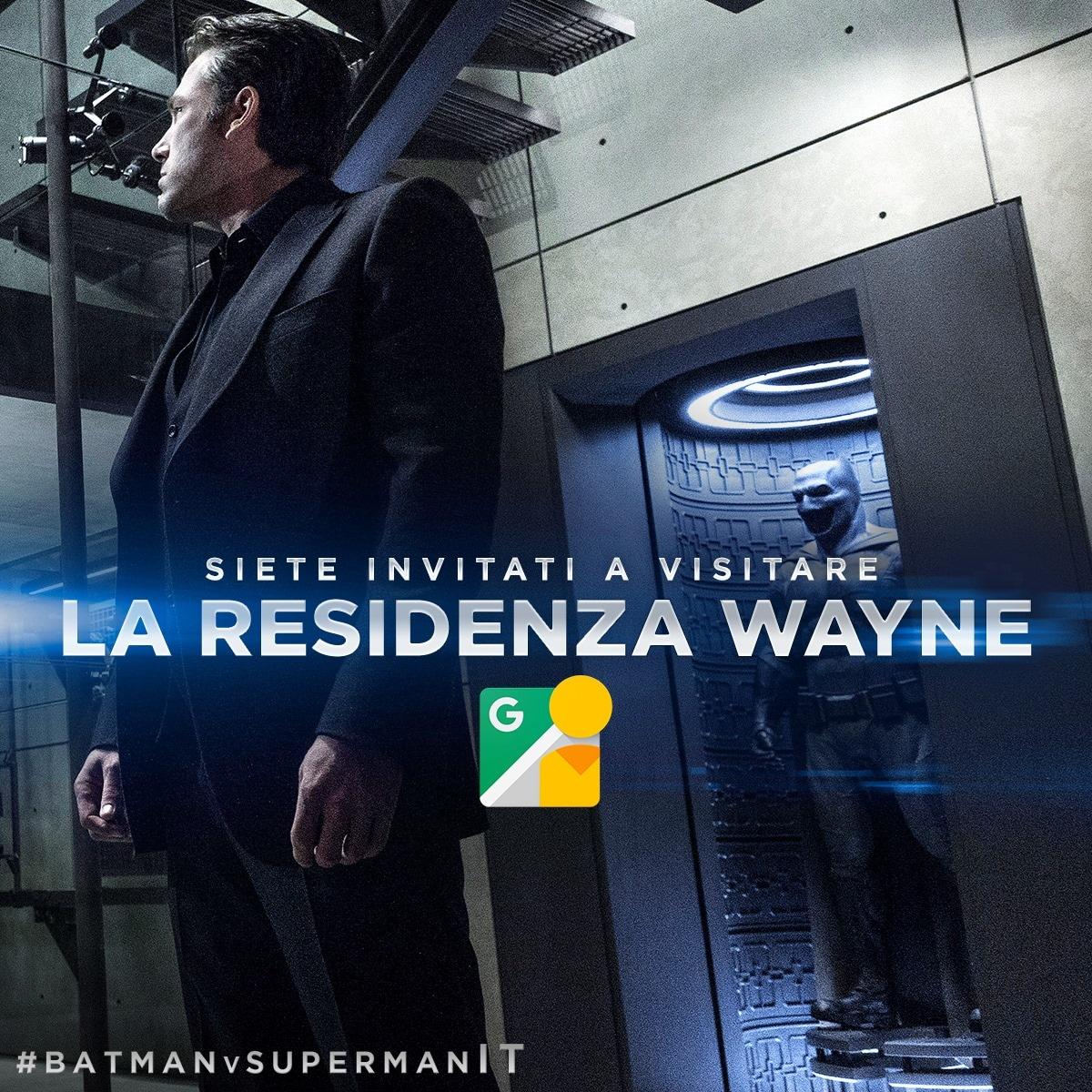 Residenza Bruce Wayne