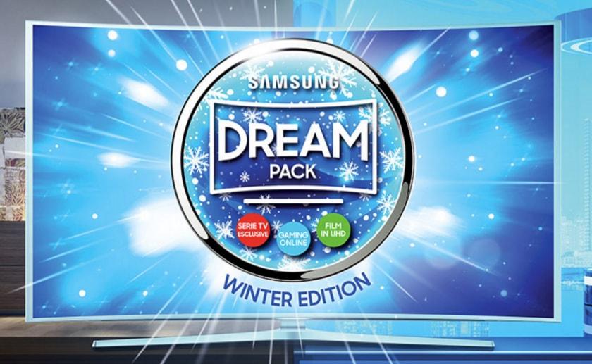 Tornano i regali di Samsung per chi acquista una smart TV