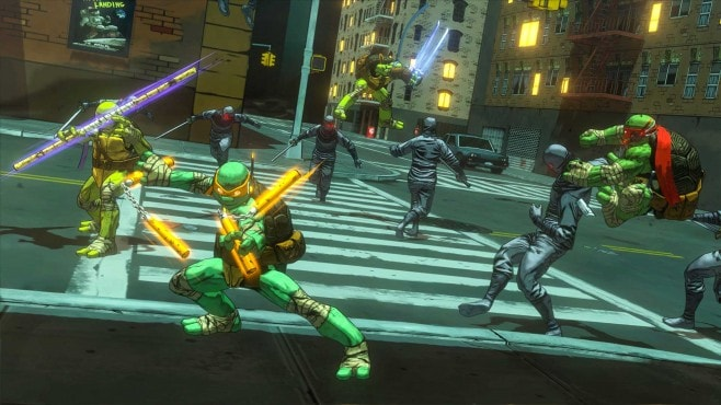 TMNT Mutants in Manhattan (1)