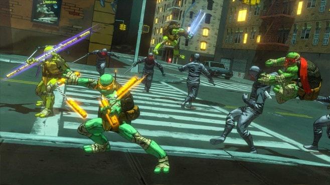 TMNT Mutants in Manhattan (1)