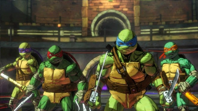 TMNT Mutants in Manhattan (2)
