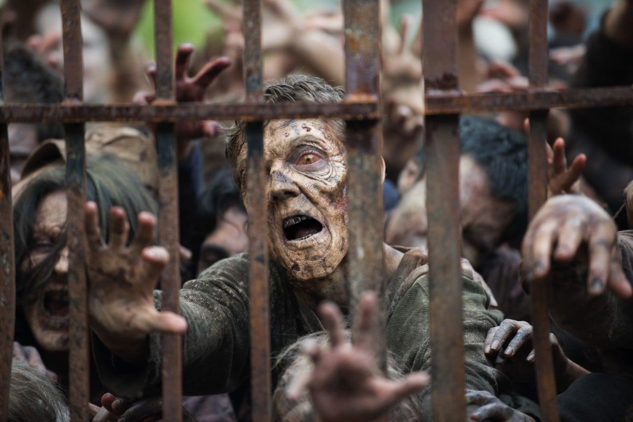 Quanti zombie sono stati uccisi nelle prime 5 stagioni di The Walking Dead?