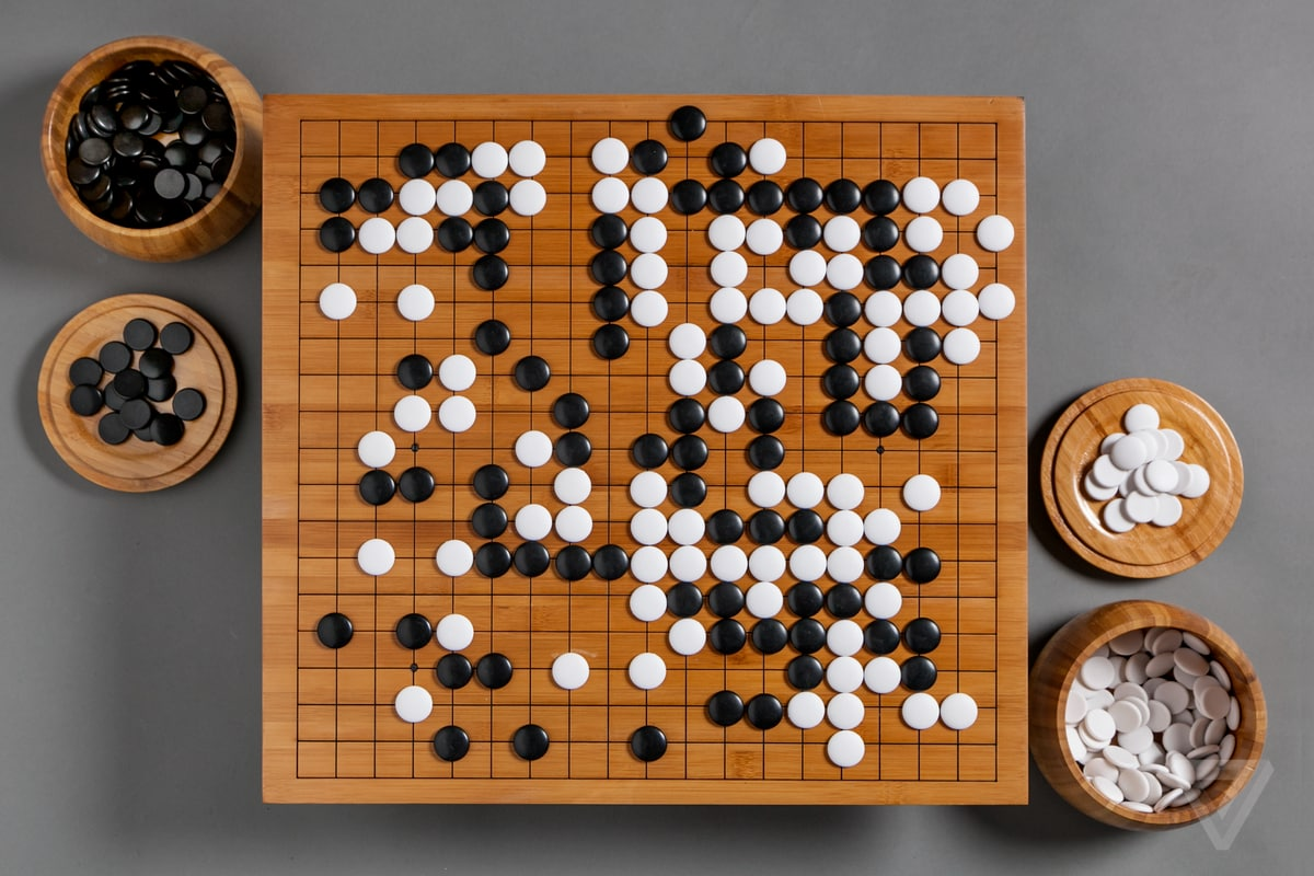 alphago intelligenza artificiale google