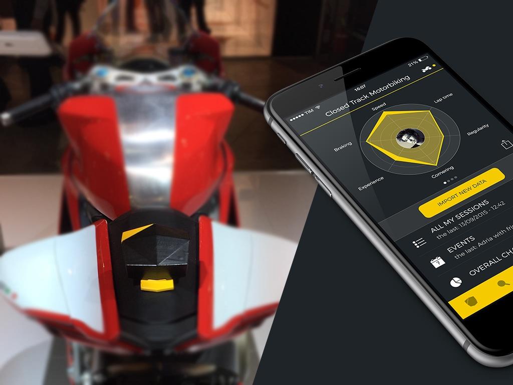 BRAIN One, il tracker italiano per motociclisti in cerca di fondi su Kickstarter (video)