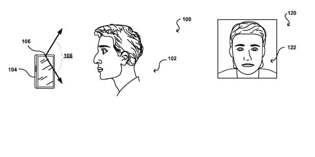 brevetto amazon pagare con un selfie