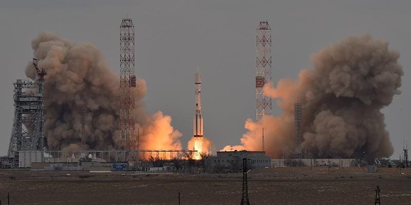 ExoMars: parte l'ambiziosa missione europea in cerca di segni di vita su Marte (video)