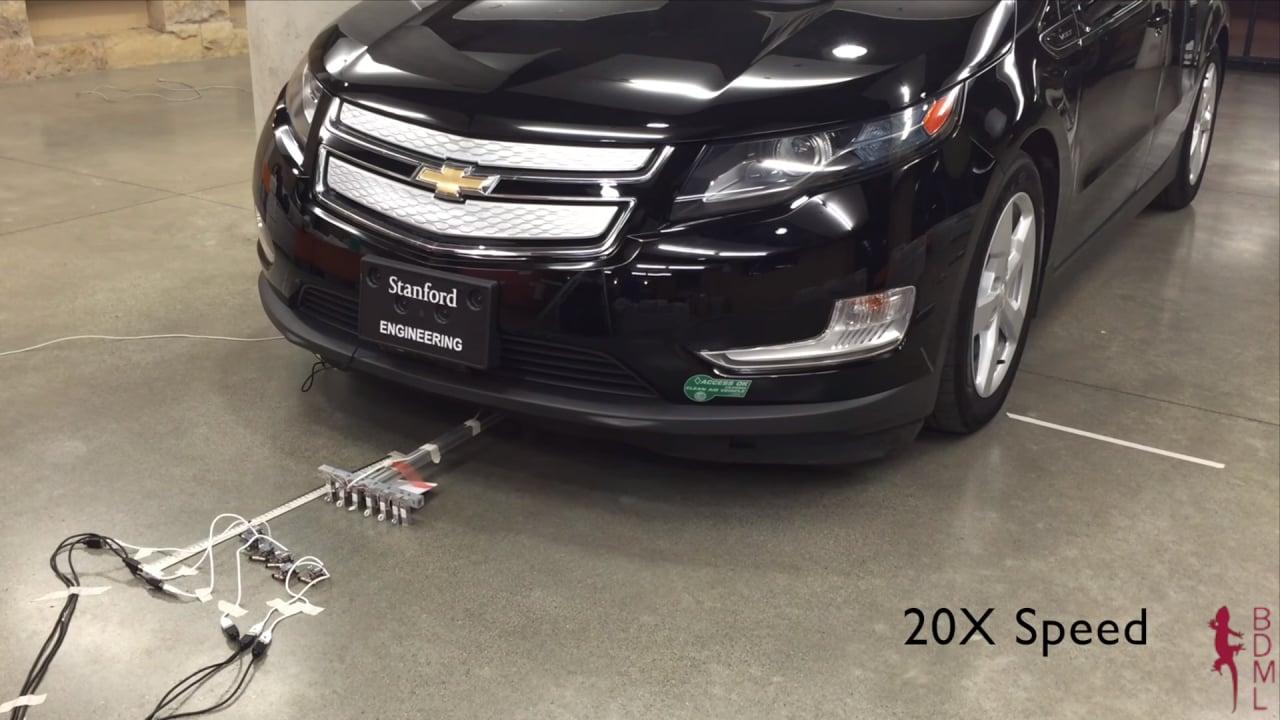 Ecco come sei formiche robotiche riescono a trascinare un'auto di quasi 1800 kg (video)