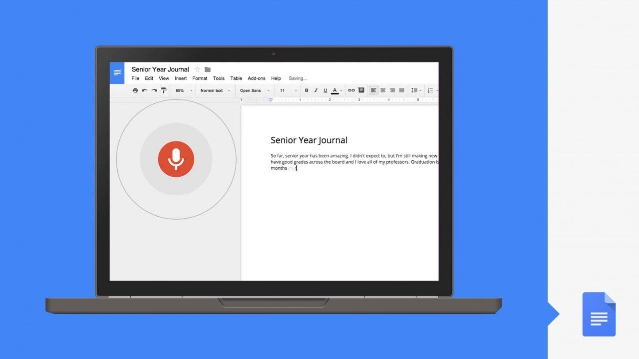 Google Documenti pensa ai lettori di e-book con l'ultimo aggiornamento