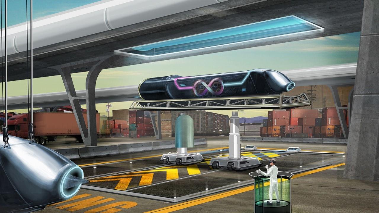 Hyperloop: il governo slovacco porterà il treno supersonico in Europa