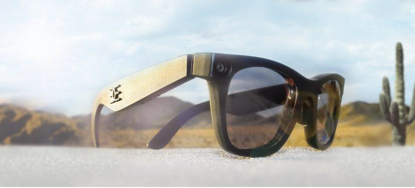 smart glass occhiali snapchat