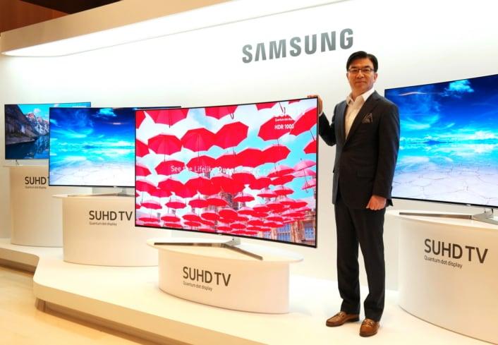 Samsung SUHD: in arrivo la gamma 2016, con HDR e Quantum dot di 2a generazione