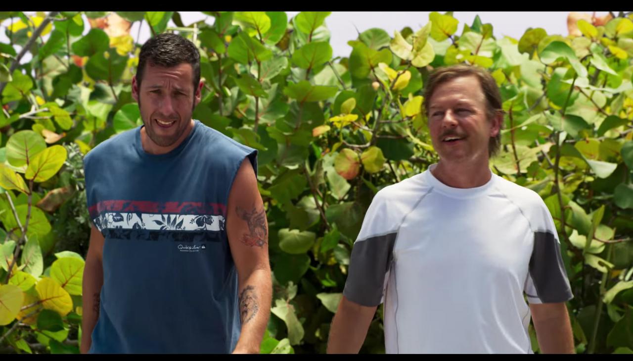The Do-Over: da Netflix il primo teaser del prossimo The Ridiculous 6 (video)
