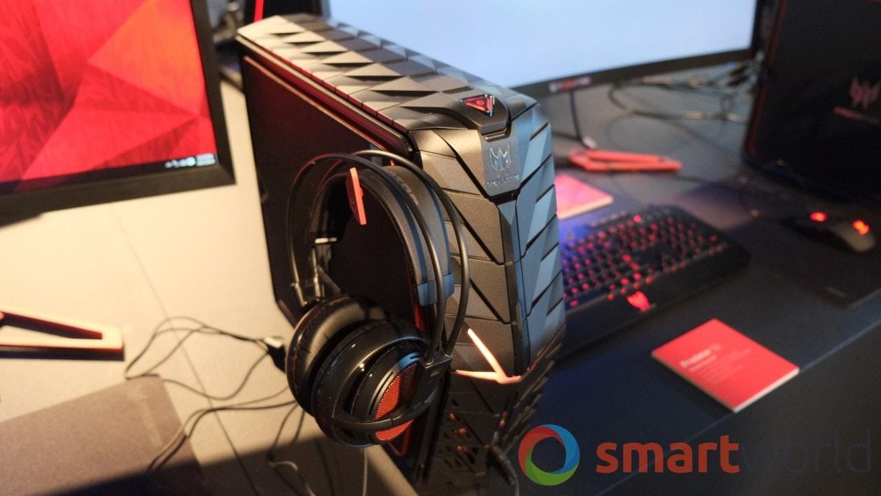 Acer Predator G1 - 1
