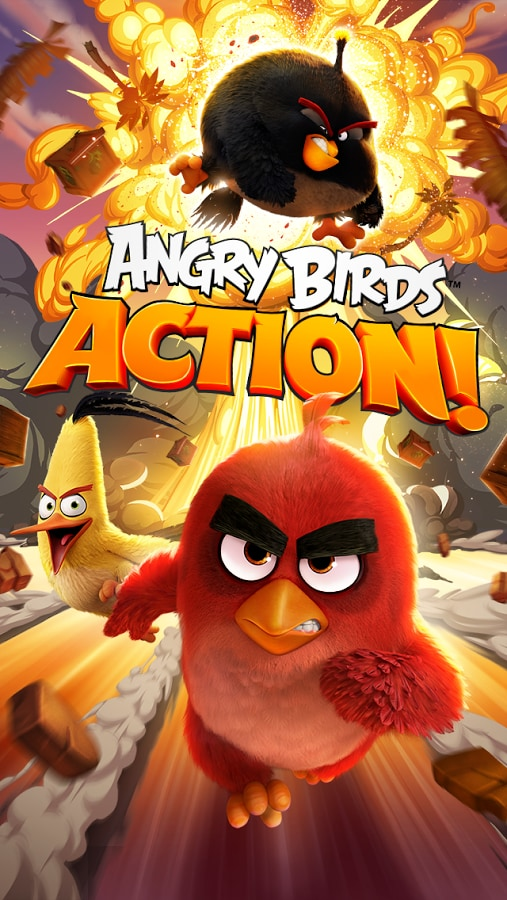 Angry Birds Action! - 4