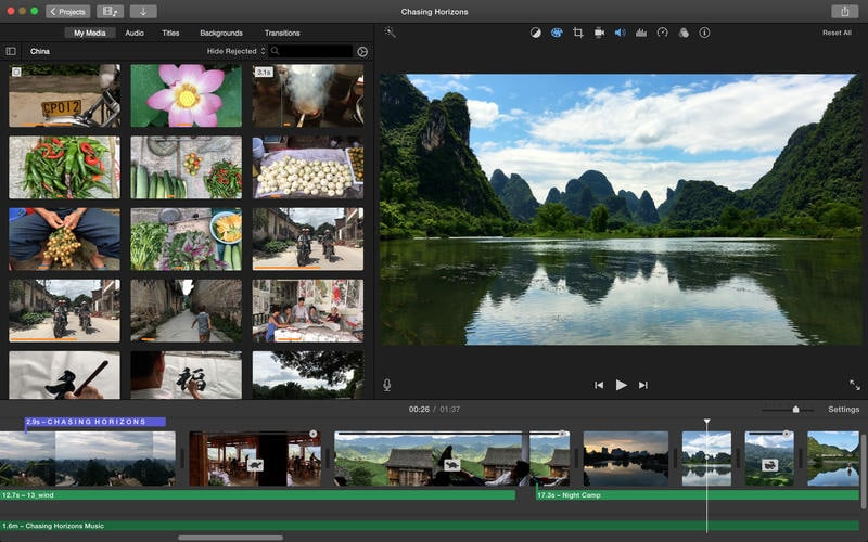 Apple imovie final