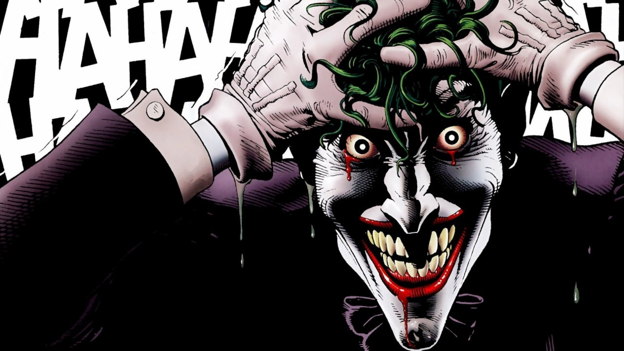 Batman- The Killing Joke