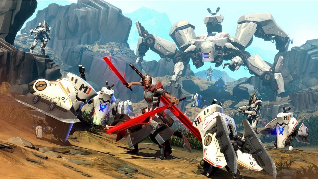 Un ultimo sguardo a Battleborn prima del lancio (video)