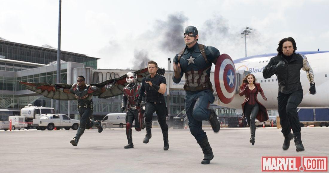 Captain America Civil War foto - 21