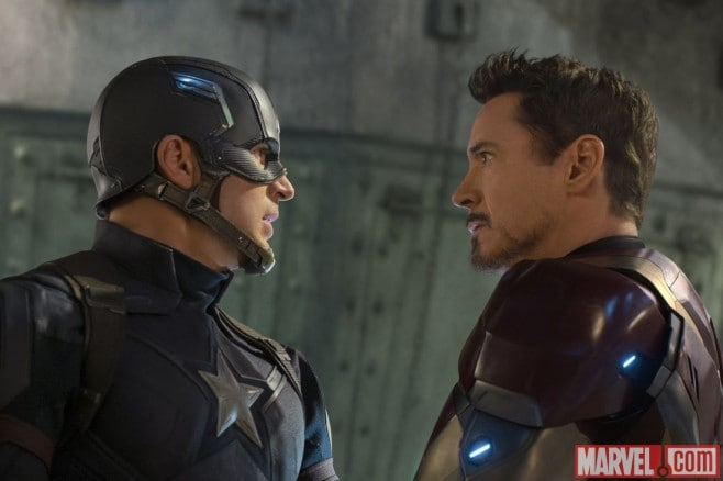 Captain America Civil War foto - 4