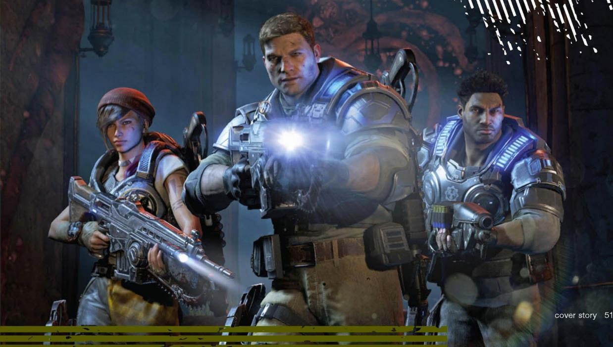 Il trailer di Gears of War 4 risveglia emozioni sopite (video)