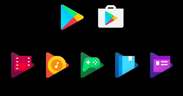 Google play icone