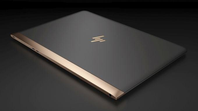 """Un centimetro di spessore, processori i7 e nuovo logo per HP Spectre 13,3"""" (foto)"""