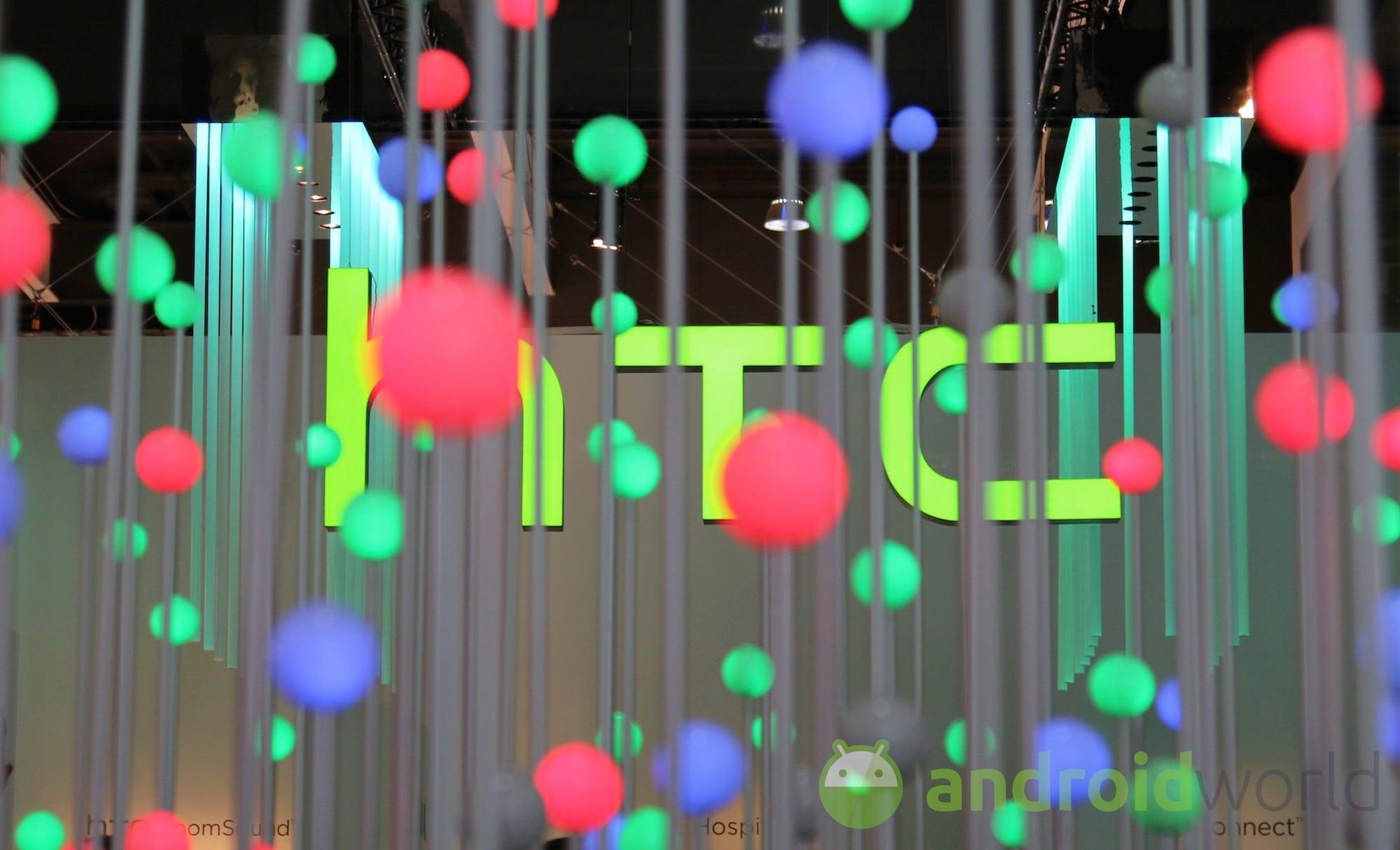 Spiraglio di luce per HTC: a settembre +31,35% su base annua