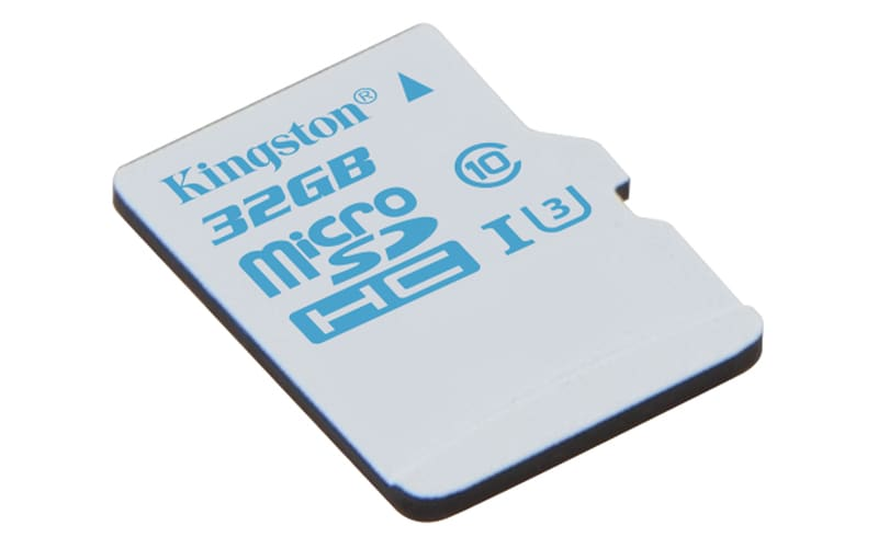 Kingston sd per action cam e droni (1)