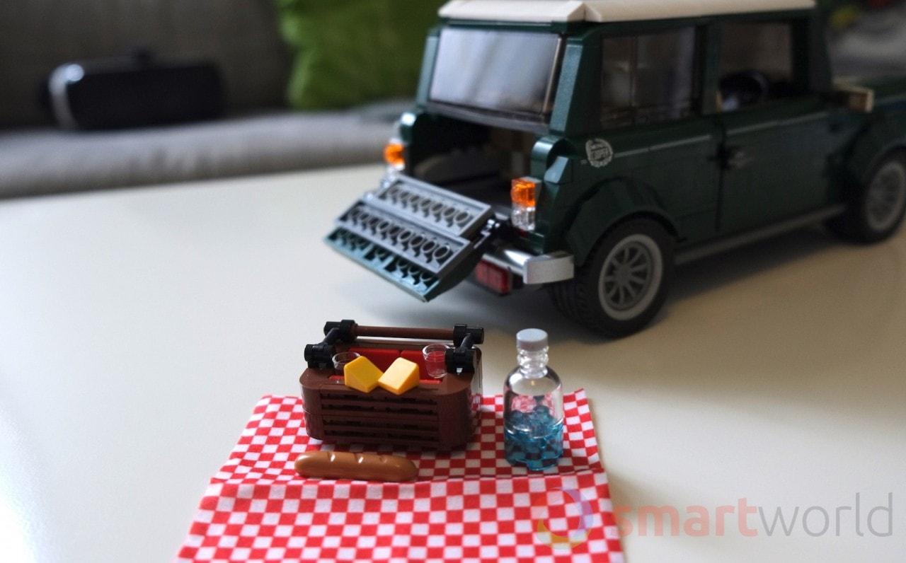 LEGO Mini Cooper 10242 Pic nic
