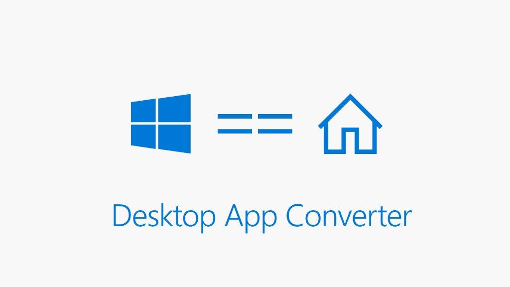 Microsoft Desktop App Converter