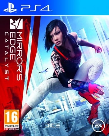 Mirror's Edge Catalyst Cover