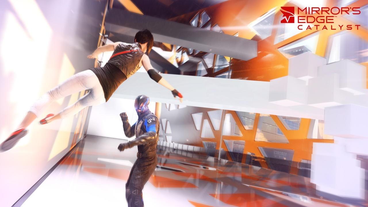 Mirror's Edge Catalyst Screenshot (1)