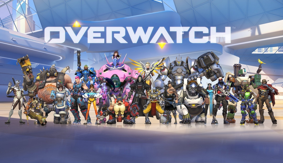 Overwatch Title