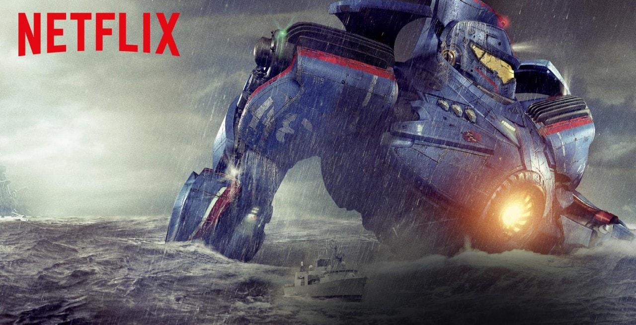 Pacific Rim Netflix