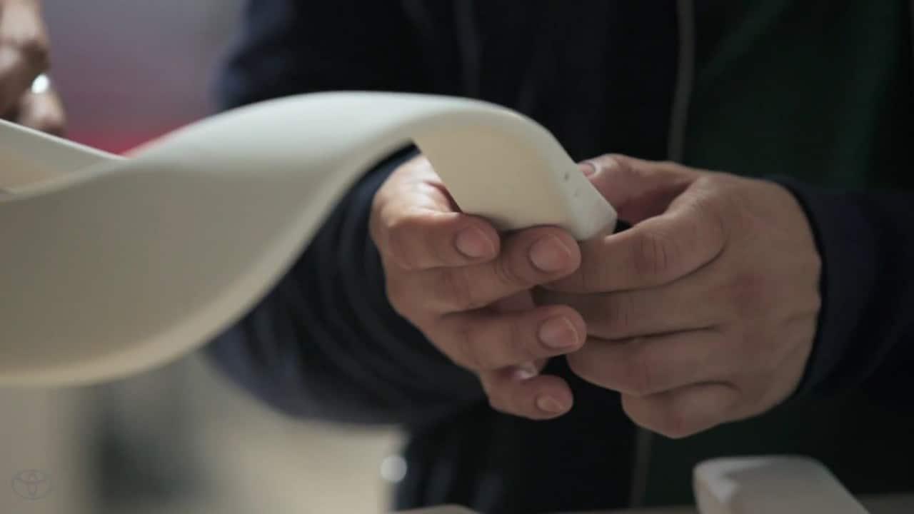 Toyota Project Blaid, il weareable per non vedenti (video)