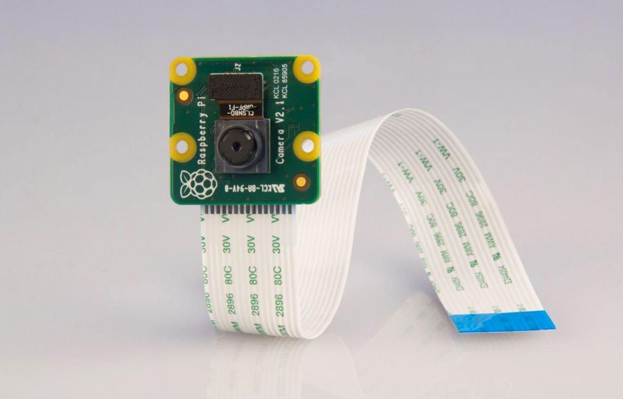 Raspberry Pi si trasforma in una fotocamera da 8 megapixel (del 2014) con il nuovo modulo