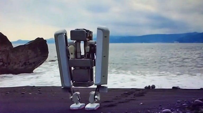 Schaft - robot bipede