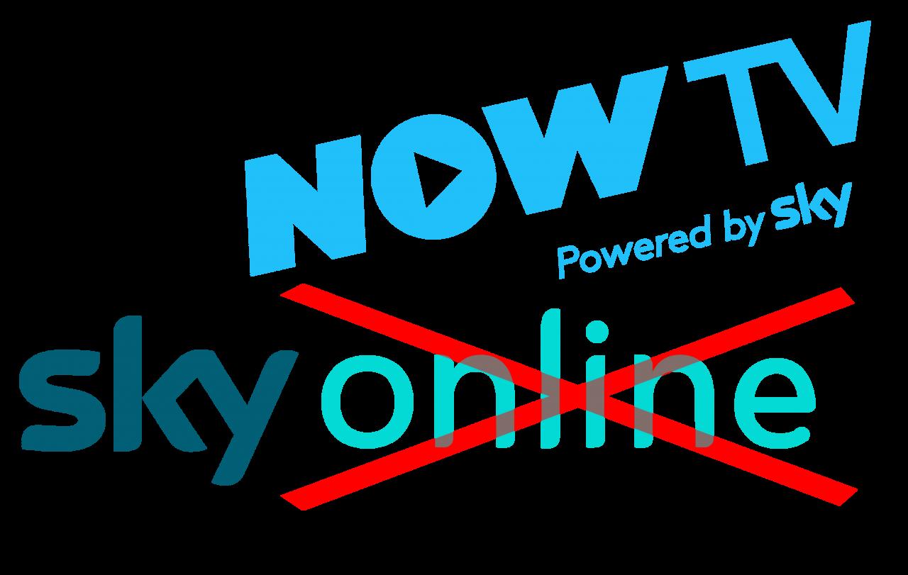Sky Online diventerà Sky Now TV: ecco cosa cambierà
