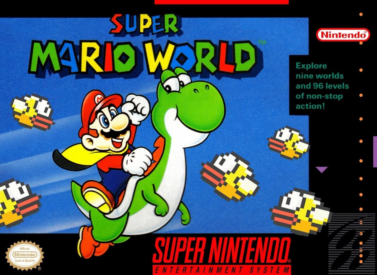 Flappy Bird in Super Mario World del 1990 su SNES? Una follia, ma qualcuno ovviamente ci è riuscito (video)