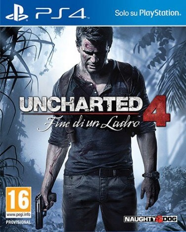 Uncharted 4 Custodia