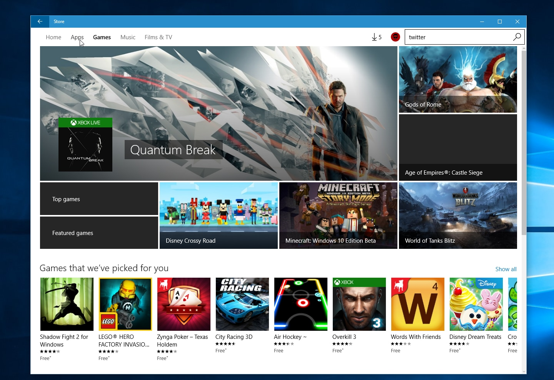 Windows Store nuovo design Google Play_5